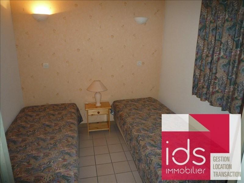Rental apartment Allevard 500€ CC - Picture 5