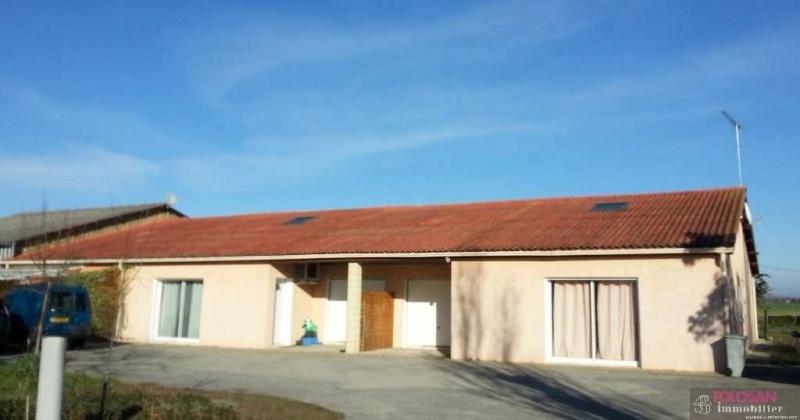 Produit d'investissement maison / villa Saint felix lauragais secteur 366000€ - Photo 1