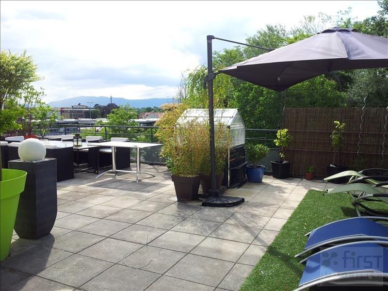 Vente appartement Gaillard 381000€ - Photo 1