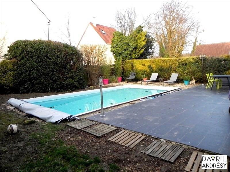 Sale house / villa Maurecourt 555000€ - Picture 5