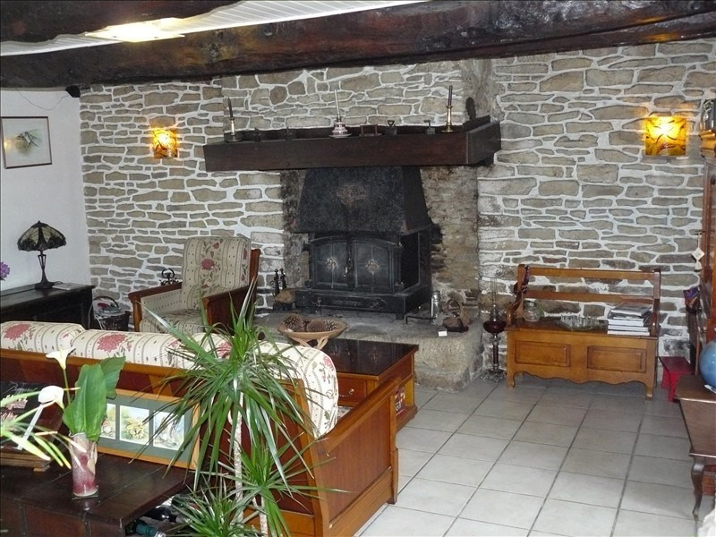 Vente maison / villa St servant 132500€ - Photo 4