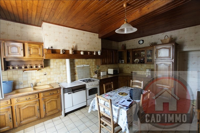 Vente maison / villa St germain et mons 144 750€ - Photo 11