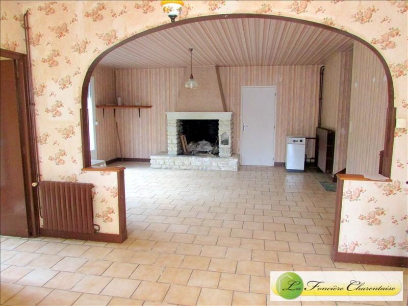 Vente maison / villa St fraigne 69000€ - Photo 3
