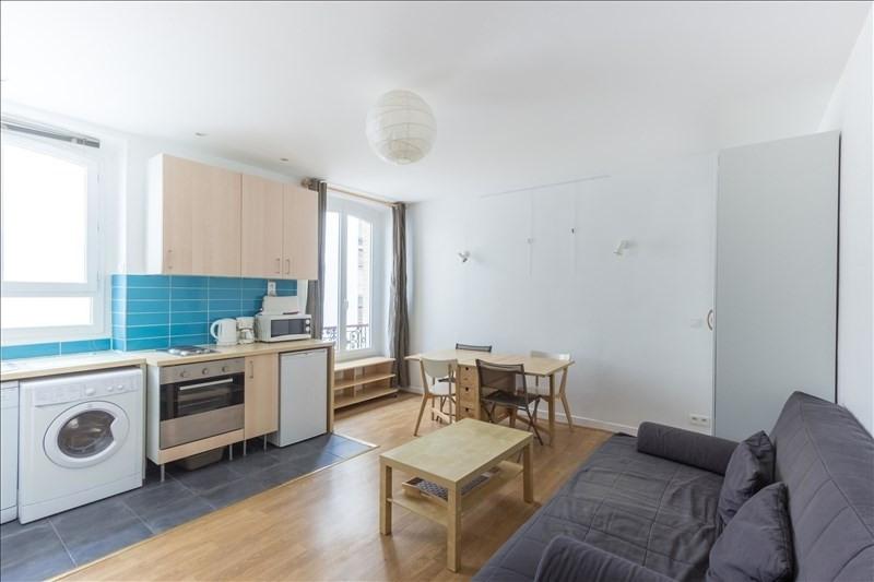 Vente appartement Paris 15ème 383500€ - Photo 2