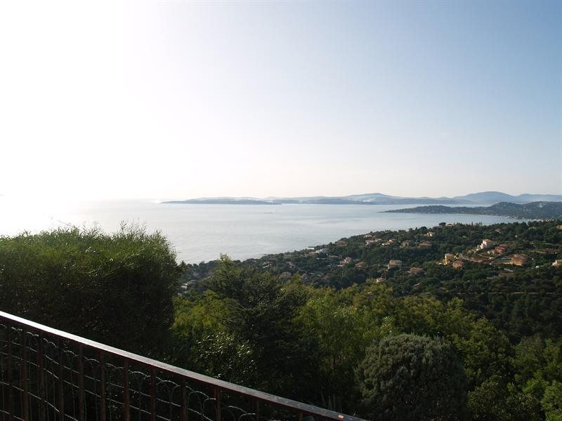 Vacation rental house / villa Les issambres 1485€ - Picture 4