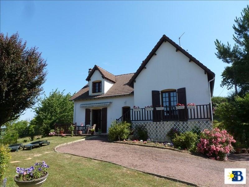 Vente maison / villa Oyre 172250€ - Photo 1