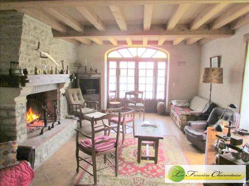 Vente maison / villa Aigre 168 000€ - Photo 5