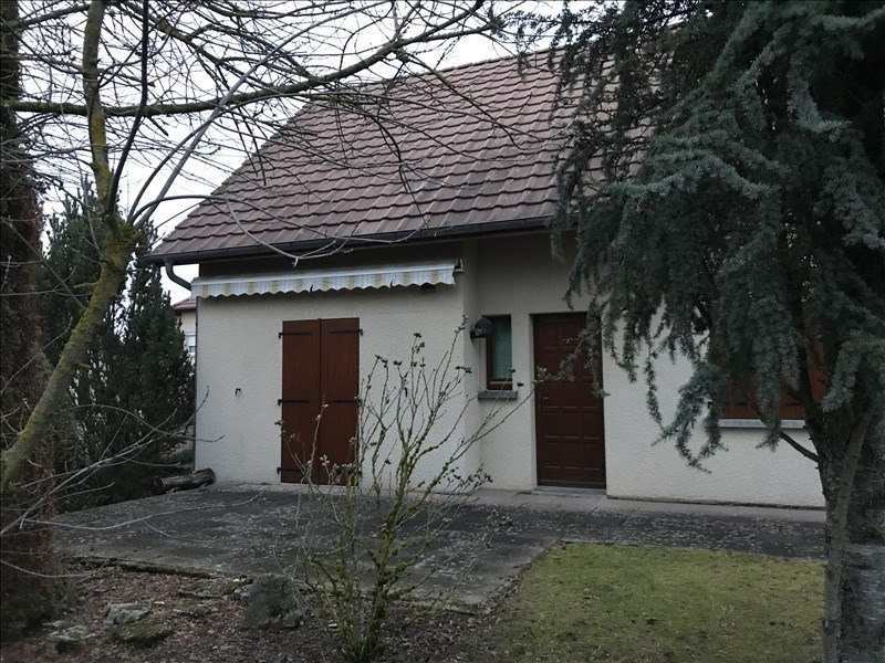 Vente maison / villa Seloncourt 210 000€ - Photo 1