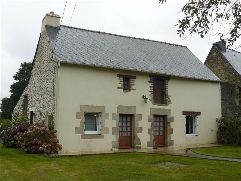 Vente maison / villa La croix hellean 87000€ - Photo 1
