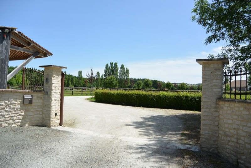 Vente de prestige maison / villa Champfleur 669500€ - Photo 2