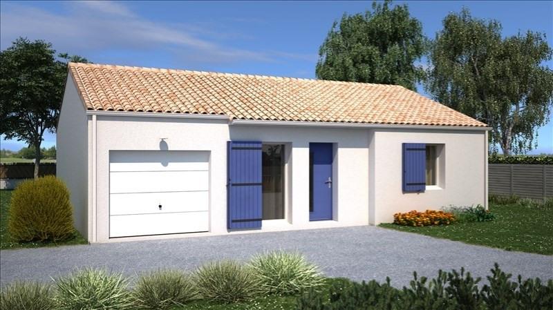 New home sale program Chateau d olonne  - Picture 1
