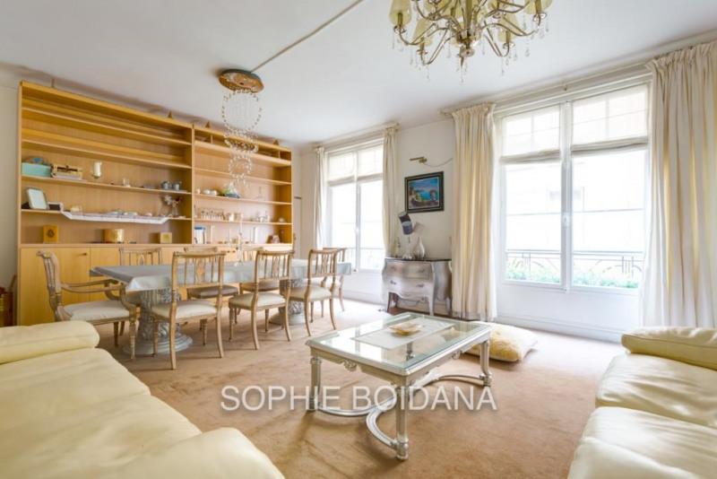 Vente de prestige appartement Paris 17ème 1280000€ - Photo 2