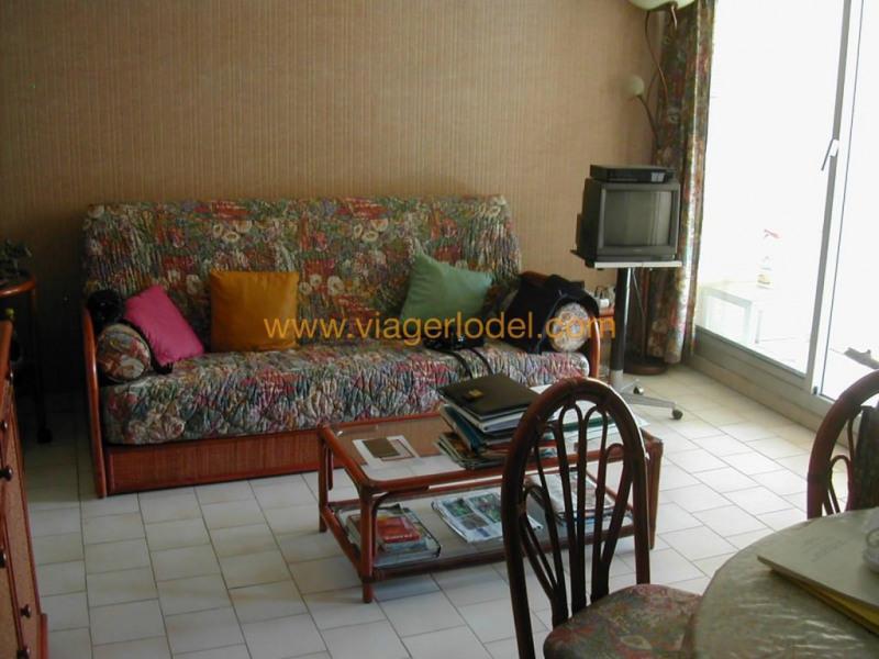 Vitalicio  apartamento Cagnes-sur-mer 65000€ - Fotografía 7
