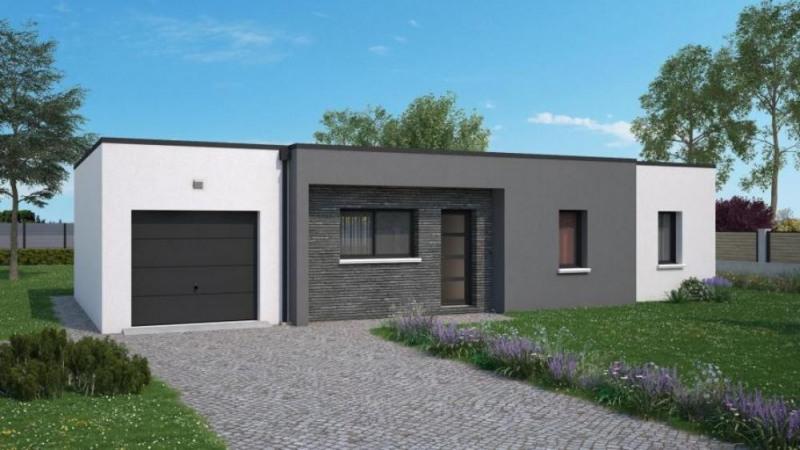 Maison  4 pièces + Terrain 700 m² Dissay par Maisons Ericlor