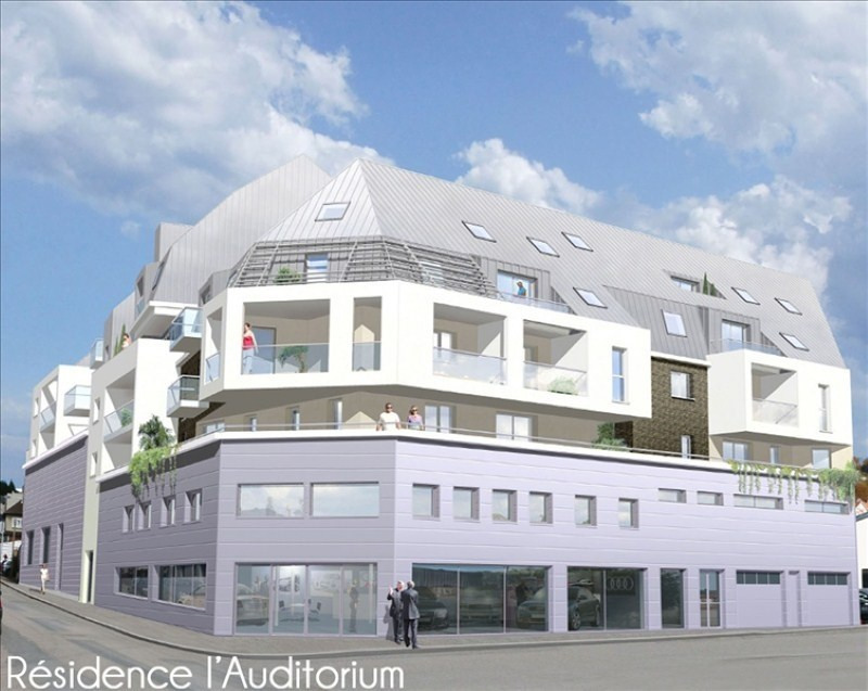 Vente appartement Rouen 249 000€ - Photo 3