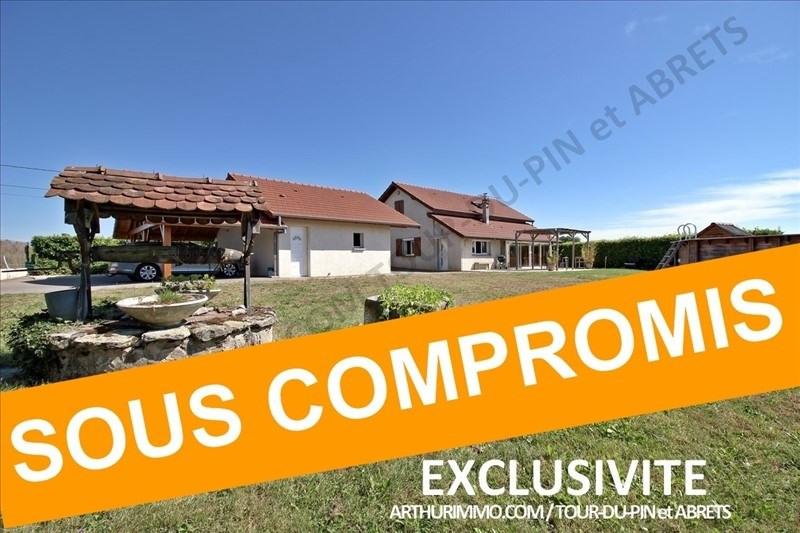 Sale house / villa Les abrets 227000€ - Picture 1