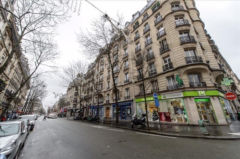 Vente de prestige appartement Paris 18ème 1180000€ - Photo 10