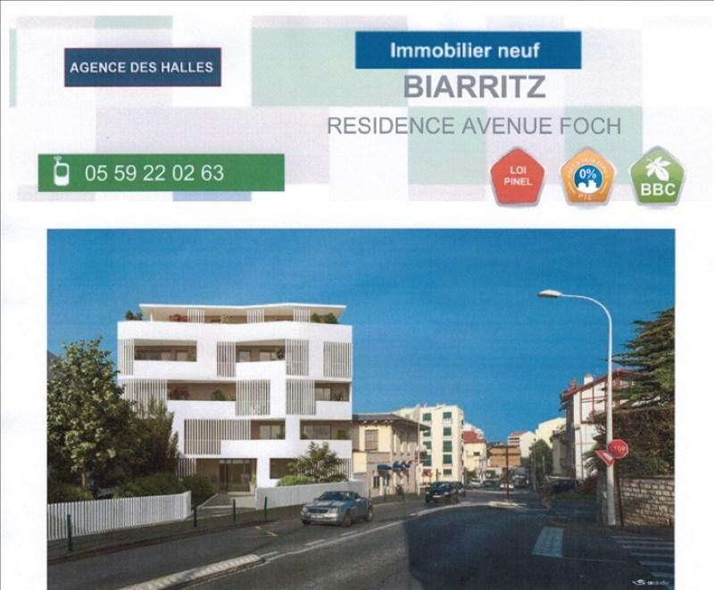 Venta de prestigio  apartamento Biarritz 876000€ - Fotografía 1