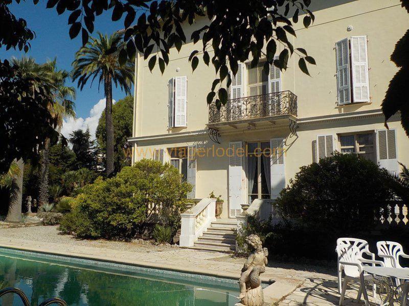 Vendita nell' vitalizio di vita casa Antibes 1930000€ - Fotografia 6