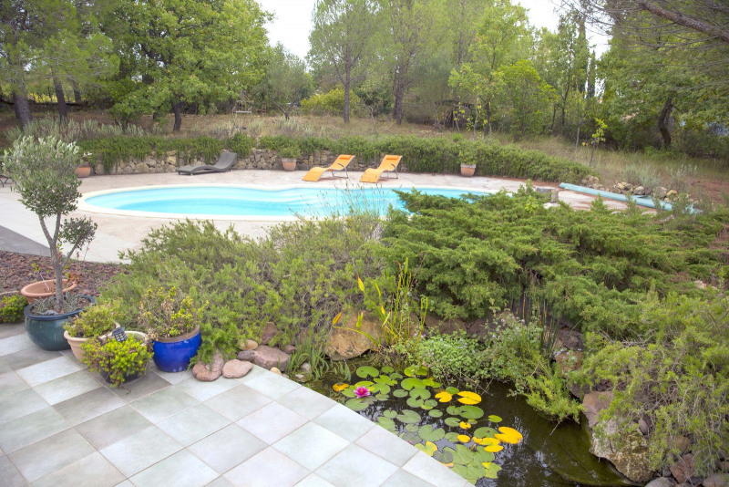 Verkauf haus Bagnols-en-forêt 387000€ - Fotografie 3