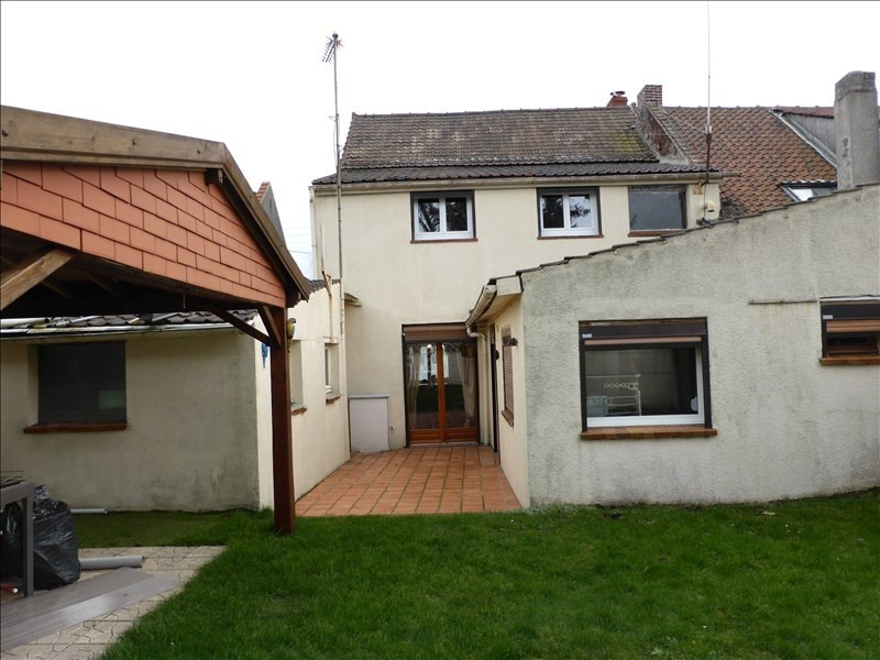 Vente maison / villa Auchel 114000€ - Photo 1
