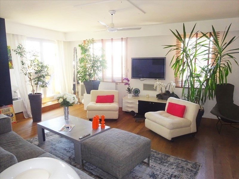 Vente appartement Villeurbanne 345000€ - Photo 1