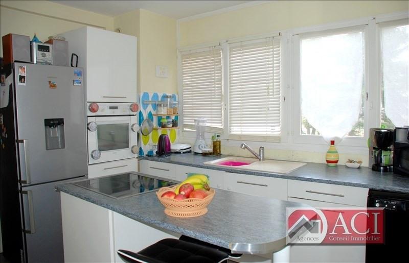 Sale apartment Deuil la barre 200000€ - Picture 3