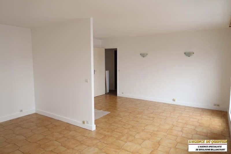 Alquiler  apartamento Boulogne billancourt 1295€ CC - Fotografía 3