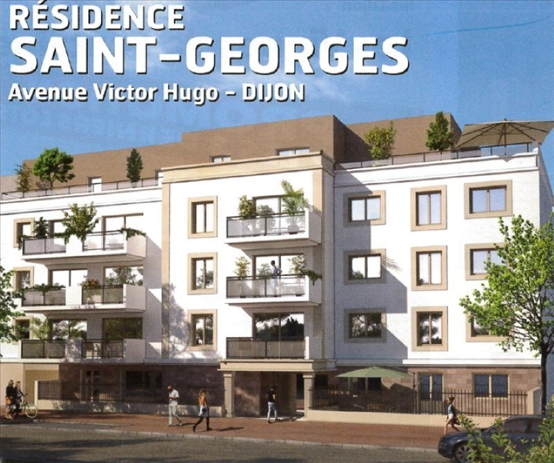 Vente appartement Dijon 115 000€ - Photo 1