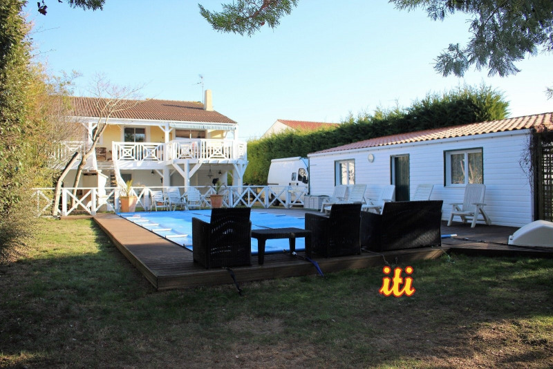 Sale house / villa Chateau d olonne 410 000€ - Picture 1