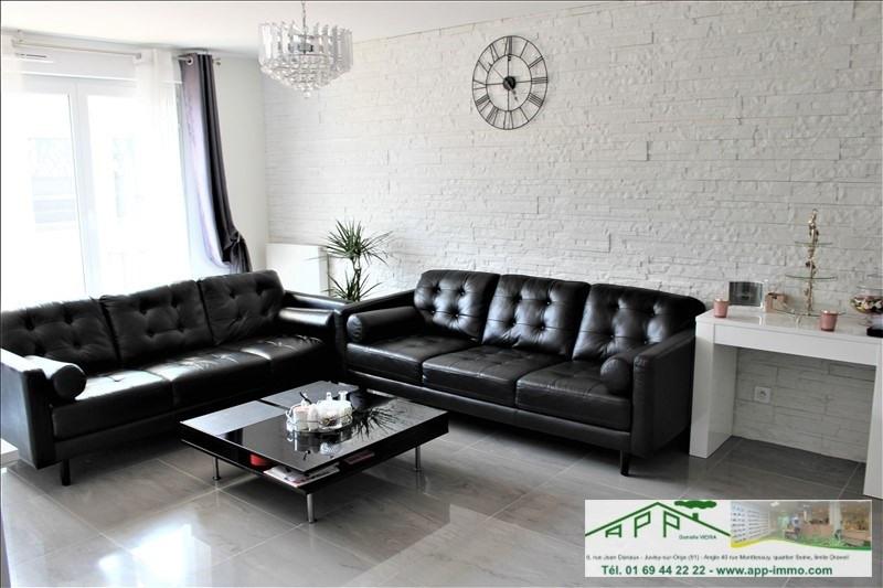 Sale apartment Vigneux sur seine 289000€ - Picture 2