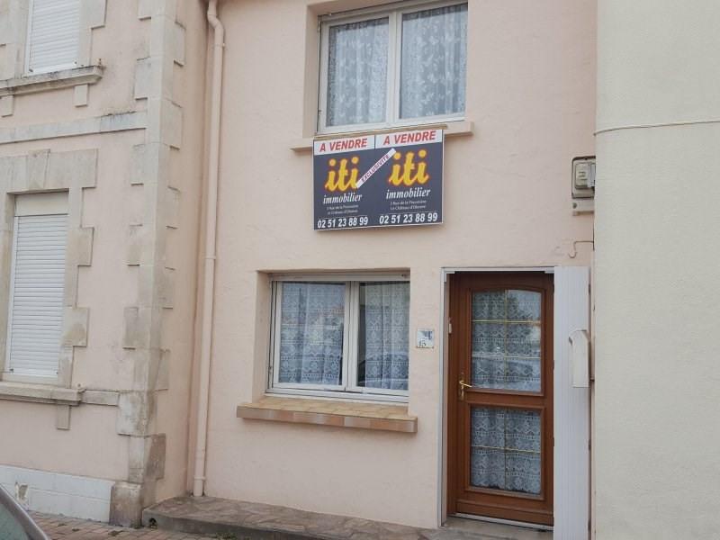 Sale house / villa Les sables d olonne 346500€ - Picture 1