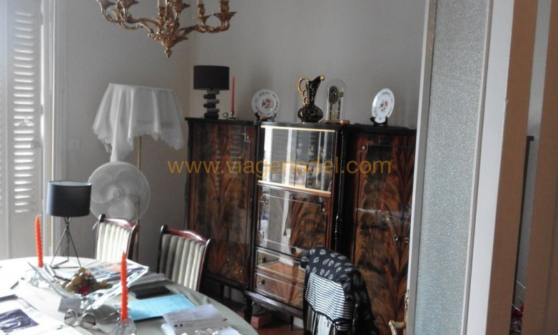 Life annuity apartment Clermont-ferrand 46 000€ - Picture 1
