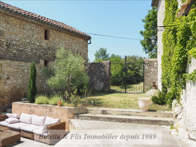 Vente maison / villa Uzes 426 000€ - Photo 8