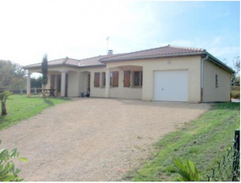 Vente maison / villa St trivier de courtes 169000€ - Photo 1