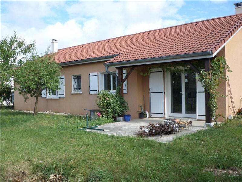 Sale house / villa Samognat 180000€ - Picture 1