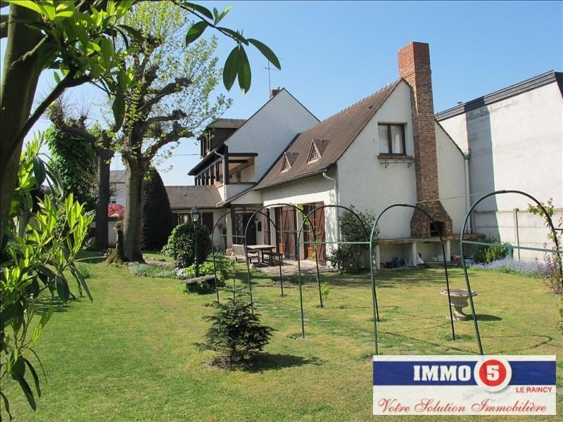 Sale house / villa Le raincy 690000€ - Picture 2