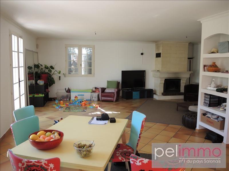 Sale house / villa Pelissanne 375000€ - Picture 3