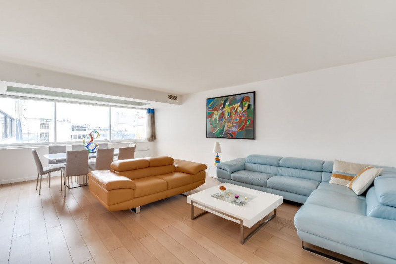 Immobile residenziali di prestigio appartamento Paris 8ème 1975000€ - Fotografia 1