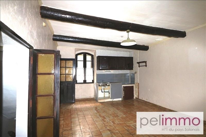 Vente maison / villa Eyguieres 99000€ - Photo 3