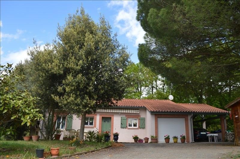 Vente maison / villa St rustice 233200€ - Photo 1