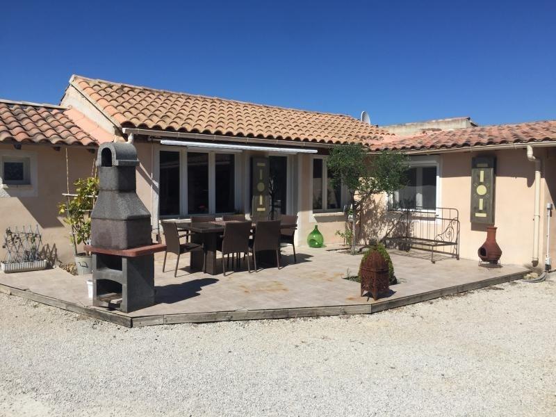 Vente maison / villa Vaison la romaine 430000€ - Photo 2