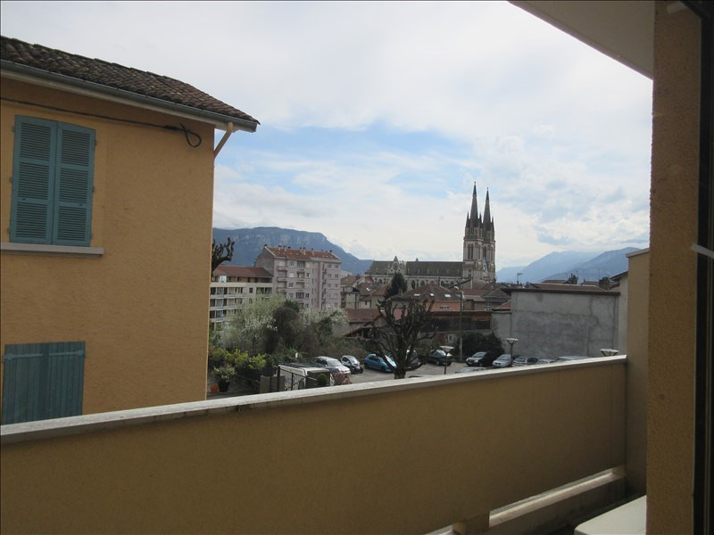 Vente appartement Voiron 185 000€ - Photo 1