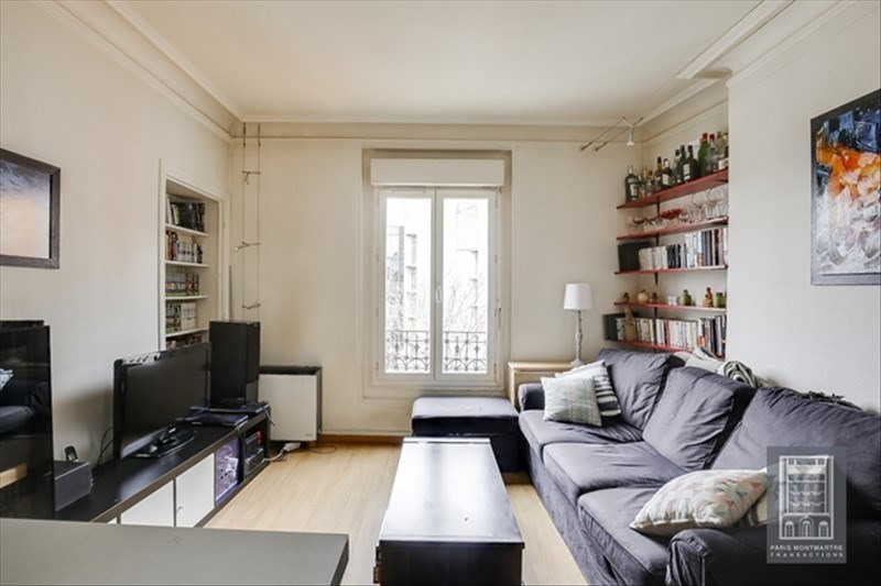 Sale apartment Paris 19ème 299 000€ - Picture 1