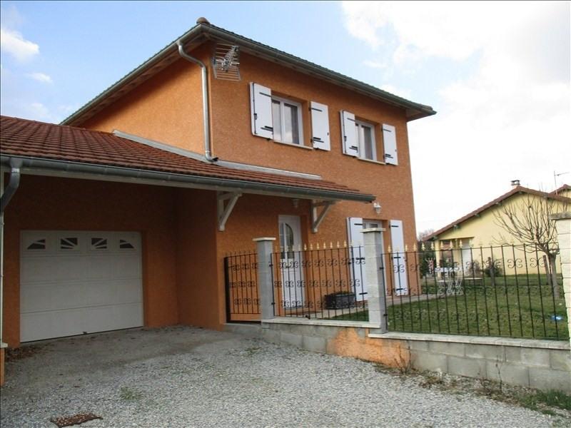 Vente maison / villa St hilaire du rosier 188000€ - Photo 1