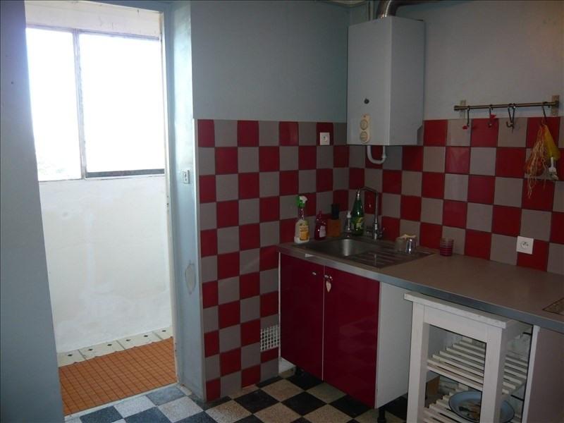 Sale apartment Sete 96000€ - Picture 3