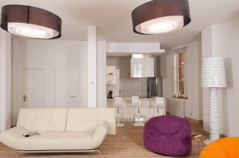 Deluxe sale apartment Toulouse 570 000€ - Picture 1