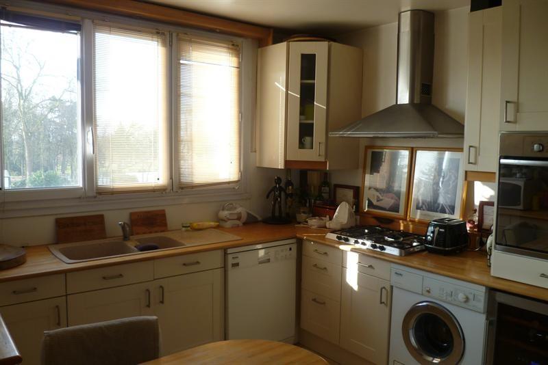 Vendita appartamento Margency 210000€ - Fotografia 3