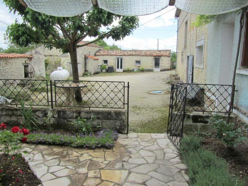 Vente maison / villa Aigre 76 000€ - Photo 2