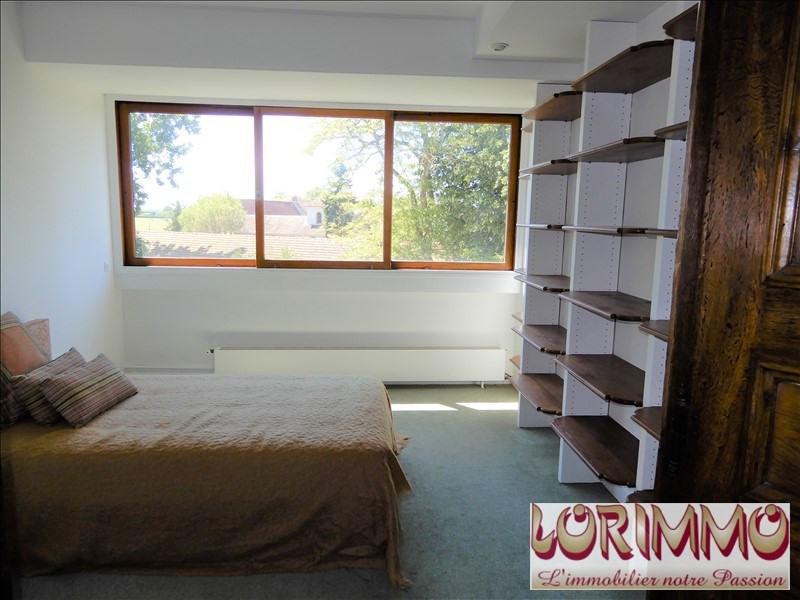 Vente appartement Le coudray montceaux 320000€ - Photo 4